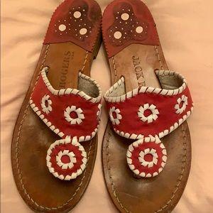 Jack Rodgers flat sandals
